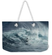 Beauty Of The Extreme Weekender Tote Bag by Bob Christopher