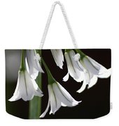 Beauty Of The Snowdrops Weekender Tote Bag