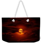 Beauty Of The Sun And Clouds Weekender Tote Bag