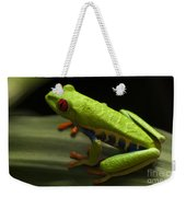 Beauty Of Tree Frogs Costa Rica 2 Weekender Tote Bag