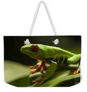 Beauty Of Tree Frogs Costa Rica 3 Weekender Tote Bag