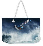 Beauty Of Windsurfing Maui 1 Weekender Tote Bag