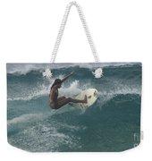 Beauty On A Surf Board Weekender Tote Bag