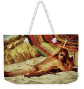 Beauty On The Beach Weekender Tote Bag