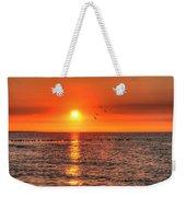 Beauty Sunset Weekender Tote Bag