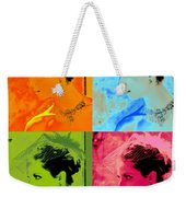 Beauty Times Four Two Weekender Tote Bag