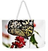 Beauty Wing Weekender Tote Bag