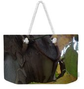 Beauty With Age Weekender Tote Bag