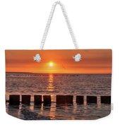 Beautyful Sunset Weekender Tote Bag