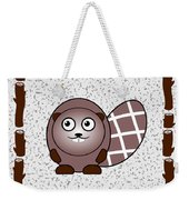 Beaver - Animals - Art For Kids Weekender Tote Bag
