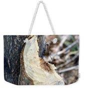 Beaver Marks Weekender Tote Bag