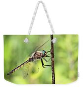 Beaverpond Baskettail Dragonfly Weekender Tote Bag