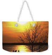 Beaverton Sunrise Weekender Tote Bag