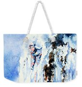Because It's There Weekender Tote Bag