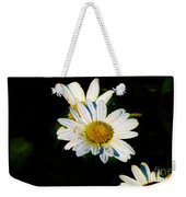 Bed Of Daisy's For Daisy Weekender Tote Bag