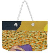 Bed Of Flowers Weekender Tote Bag