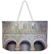 Bedroom Of The Moorish Kings In Real Alcazar Weekender Tote Bag
