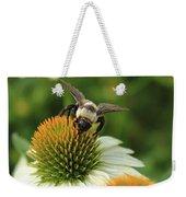 Bee 7 Weekender Tote Bag