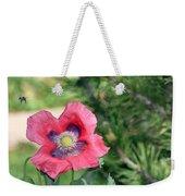 Bee A Flower Weekender Tote Bag
