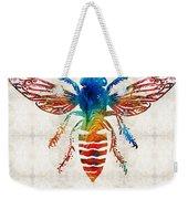 Bee Colorful - Art By Sharon Cummings Weekender Tote Bag
