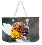 Bee- Extracting Nectar Weekender Tote Bag