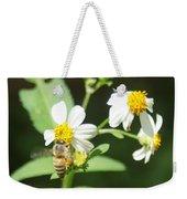 Bee-flower Pollen Weekender Tote Bag