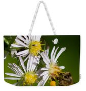 Bee Harvest Weekender Tote Bag