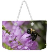 Bee Hug Weekender Tote Bag