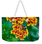 Bee My Friend Miss Marigold Weekender Tote Bag