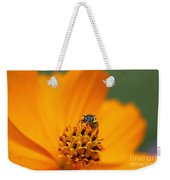 Bee On Cosmo Weekender Tote Bag