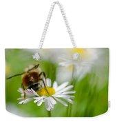 Bee The Daisy Weekender Tote Bag