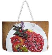 Beefsteak Weekender Tote Bag
