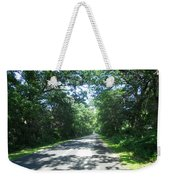 Beer Can Alley Weekender Tote Bag