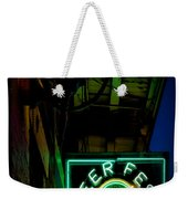 Beer Fest And Lamp Weekender Tote Bag