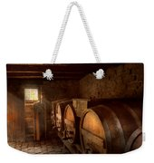 Beer Maker - The Brewmasters Basement Weekender Tote Bag