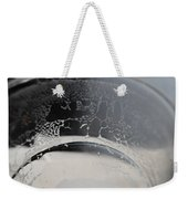 Beer Residue Weekender Tote Bag by Paulette B Wright