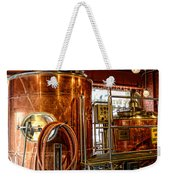 Beer - The Brew Kettle Weekender Tote Bag