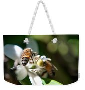 Bee's Weekender Tote Bag