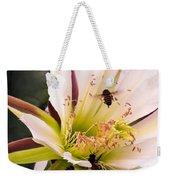 Bees In Blossom Weekender Tote Bag