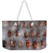 Beetles - The Usual Suspects  Weekender Tote Bag by Mike Savad
