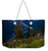 Before Dawn At Mount Rainier Weekender Tote Bag