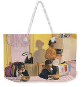 Before School Weekender Tote Bag