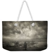 Before Storm Weekender Tote Bag
