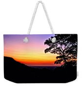 Zambia - Just Before Sunrise  Weekender Tote Bag