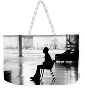 Before The Show Blurred Weekender Tote Bag