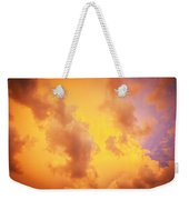 Before The Storm Clouds Stratocumulus 10 Weekender Tote Bag