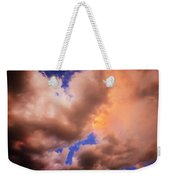 Before The Storm Clouds Stratocumulus 5  Weekender Tote Bag