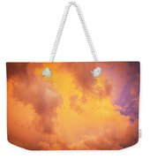 Before The Storm Clouds Stratocumulus 9 Weekender Tote Bag