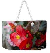 Begonia 20140706-1 Weekender Tote Bag