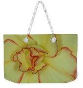 Begonia 4 Weekender Tote Bag